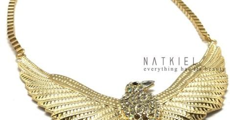 台灣設計師 ENZO 聯名英國品牌 NATKIEL 精品飾品風靡演藝圈