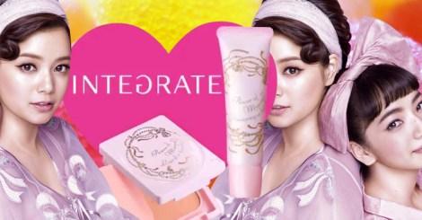 【 留言獲得INTEGRATE日本限定底妝組合 】美妝界新誕生光感粉嫩清透「軟糖肌」♥ 妳跟上了嗎 ?