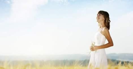 當你相信自己值得幸福,你才會真正通往幸福的路上
