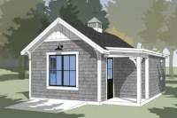 Method Homes Cottage Series ADU Prefab Home   ModernPrefabs