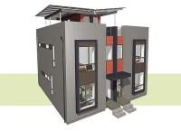 PieceHomes Solar Canopy Prefab Home | ModernPrefabs