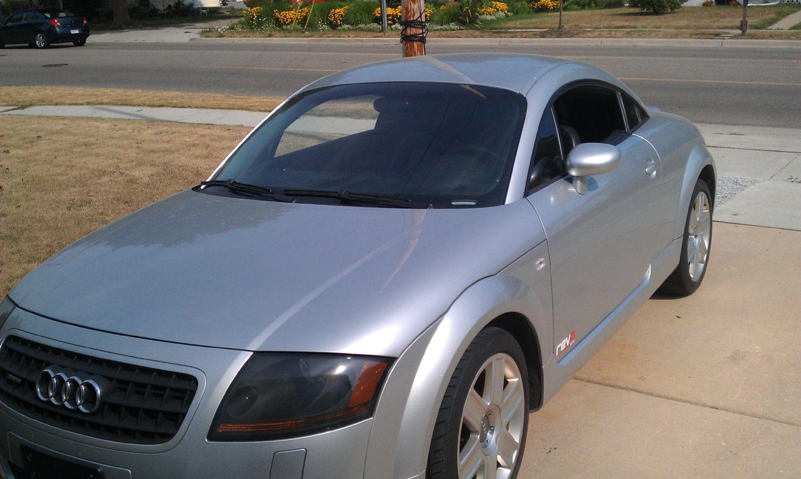 2003 Audi Tt For Sale Charlotte North Carolina