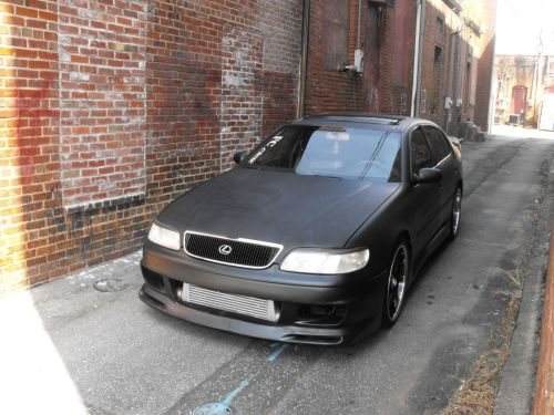 small resolution of very clean toyota aristo lexus gs 300 for 700k autos nairaland