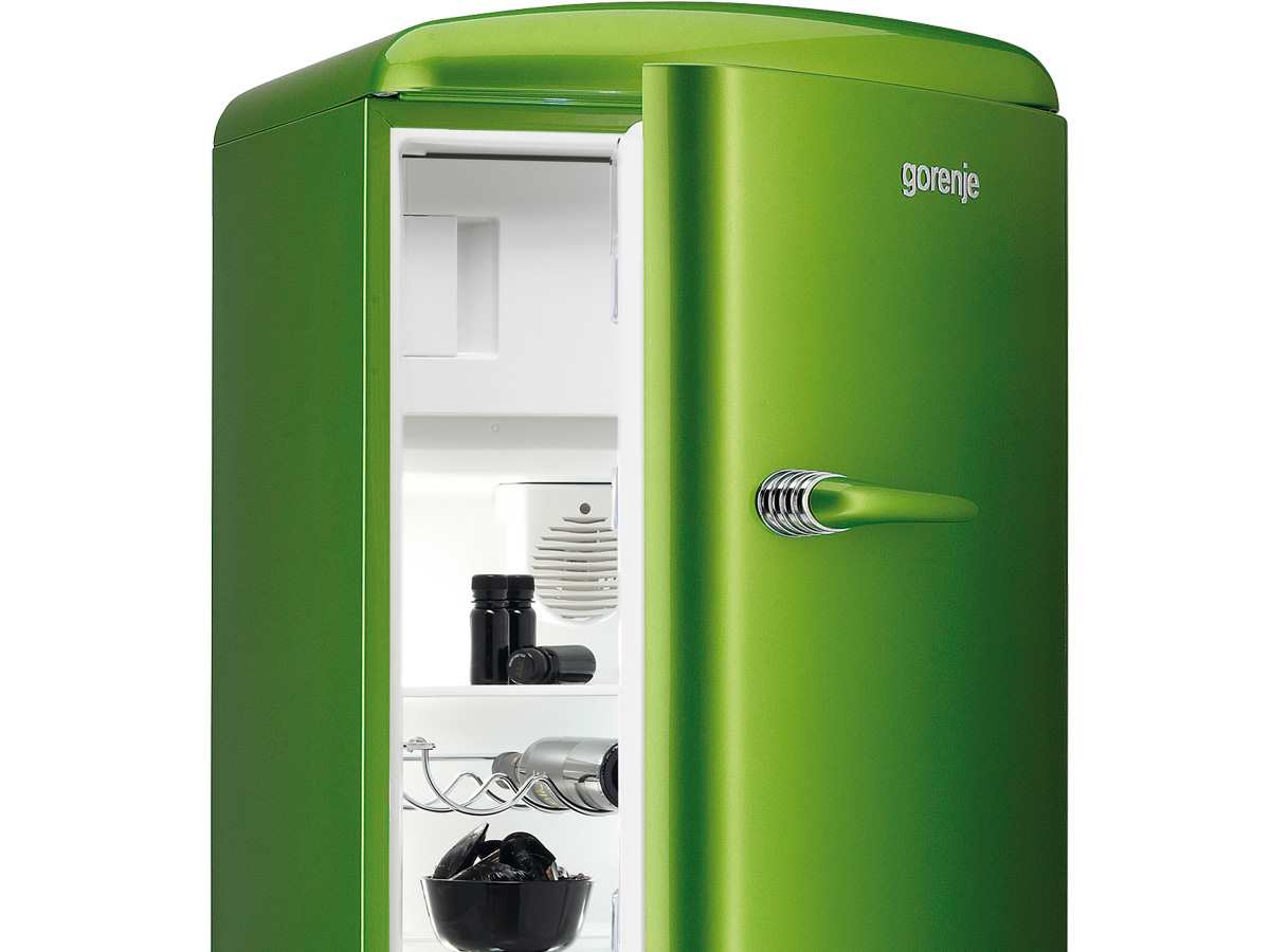 Gorenje Kühlschrank Grün : Gorenje küchen gorenje hÖlzel küchendesign einbauküchen für nossen