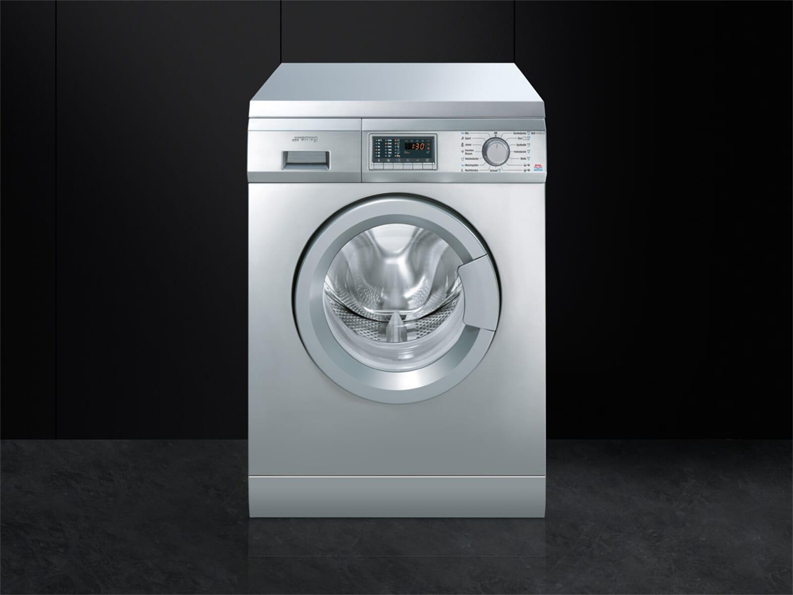 Smeg Slb147Xd Waschmaschine Edelstahl