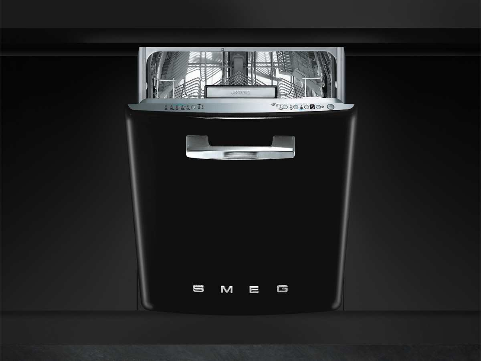 Kühlschrank Retro Unterbau : Retro geschirrspüler smeg st fabbl unterbau geschirrspüler