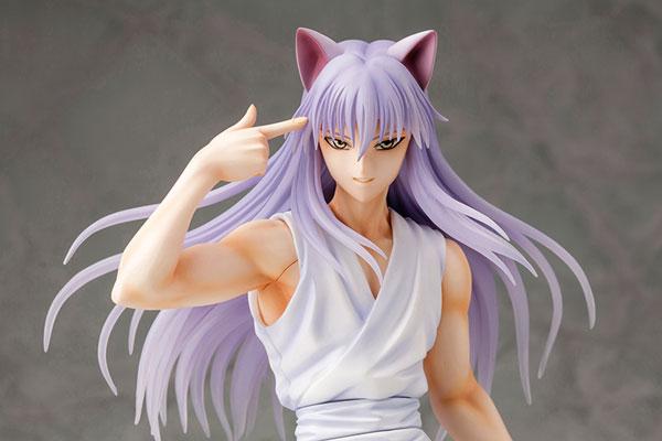 壽屋 《幽遊白書》藏馬妖狐型態模型 預定11月推出