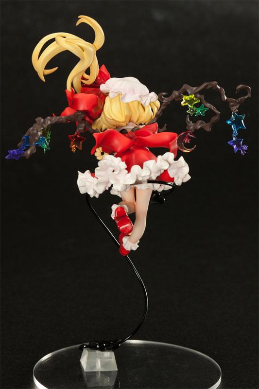 orchidseed 《東方Project》 芙蘭朵露·斯卡蕾特模型 預定10月推出 - 萌朧動漫情報網