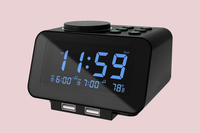 Best Alarm Clocks For 2021 By Money
