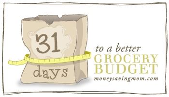 31 Days to a Better Grocery Budget: Menu Planning on a Budget (Part ...
