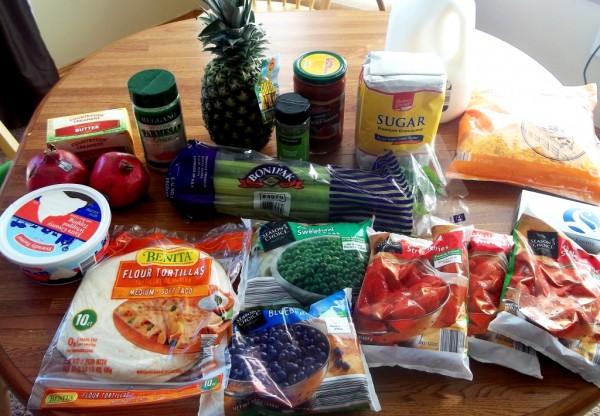 Gretchen's $64 Grocery Shopping Trip and Weekly Menu Plan - Money Saving Mom® : Money Saving Mom®