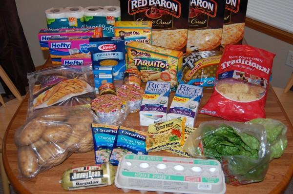 Gretchen's $59 Grocery Shopping Trip and Weekly Menu Plan - Money Saving Mom® : Money Saving Mom®