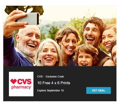 cvs 10 free 4x6