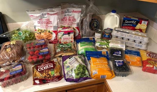 Gretchen's Weekly Grocery Shopping Trip and Menu Plan for 5 | Money Saving Mom® : Money Saving Mom®