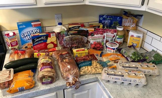 Gretchen's Grocery Shopping Trip and Weekly Menu Plan | Money Saving Mom® : Money Saving Mom®