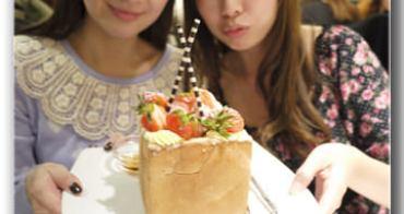 ★台北★終於吃到蜜糖吐司,給一個讚