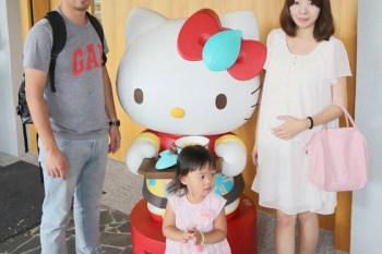 ★台南★Hello Kitty呷茶餐廳,環境用心可愛、但餐點和服務有待加強