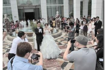 ★囍事★婚事第1發,台中中僑花園飯店