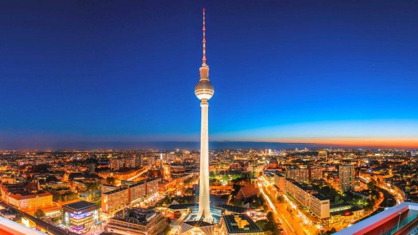 Die Geschichte Des Berliner Fernsehturms Berlin History