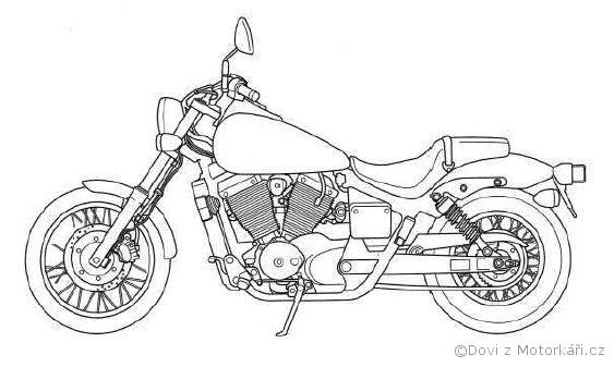 Honda Shadow Spirit VT750 :: Motorkářské fórum stránka 2