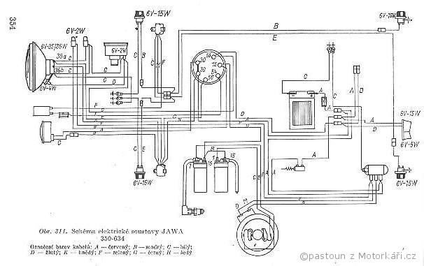 cz 350 6v manual