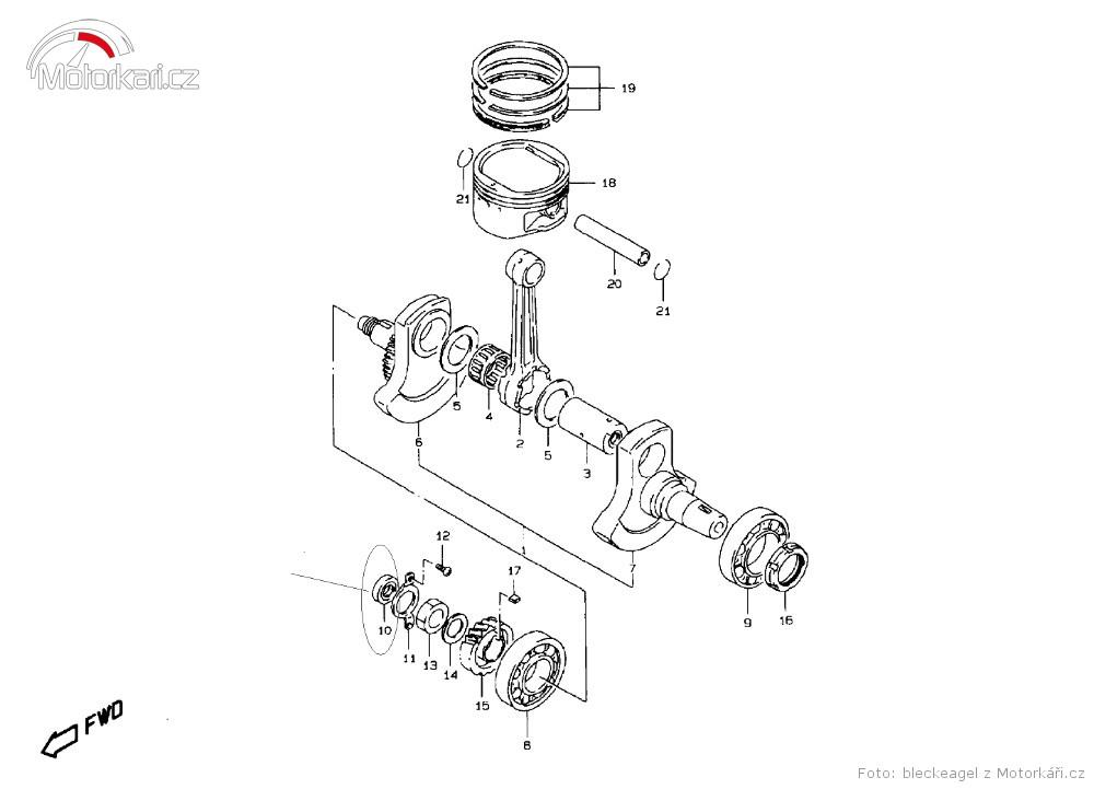 Suzuki xf 650 freewind gufero :: Motorkářské fórum