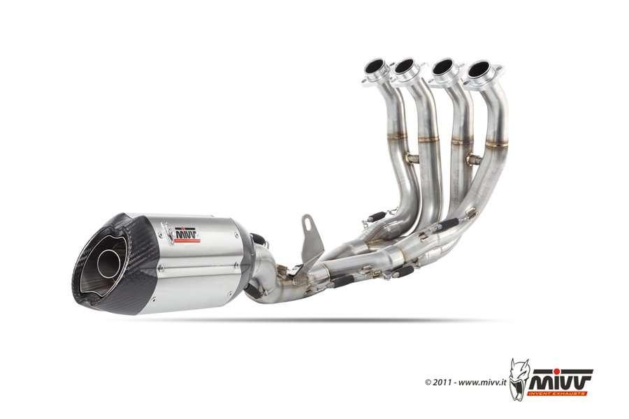 Uitlaat Yamaha R6 2006-2007,2008-2009,2010-2016