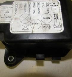 kawasaki 454 ltd fuse box [ 1984 x 1488 Pixel ]