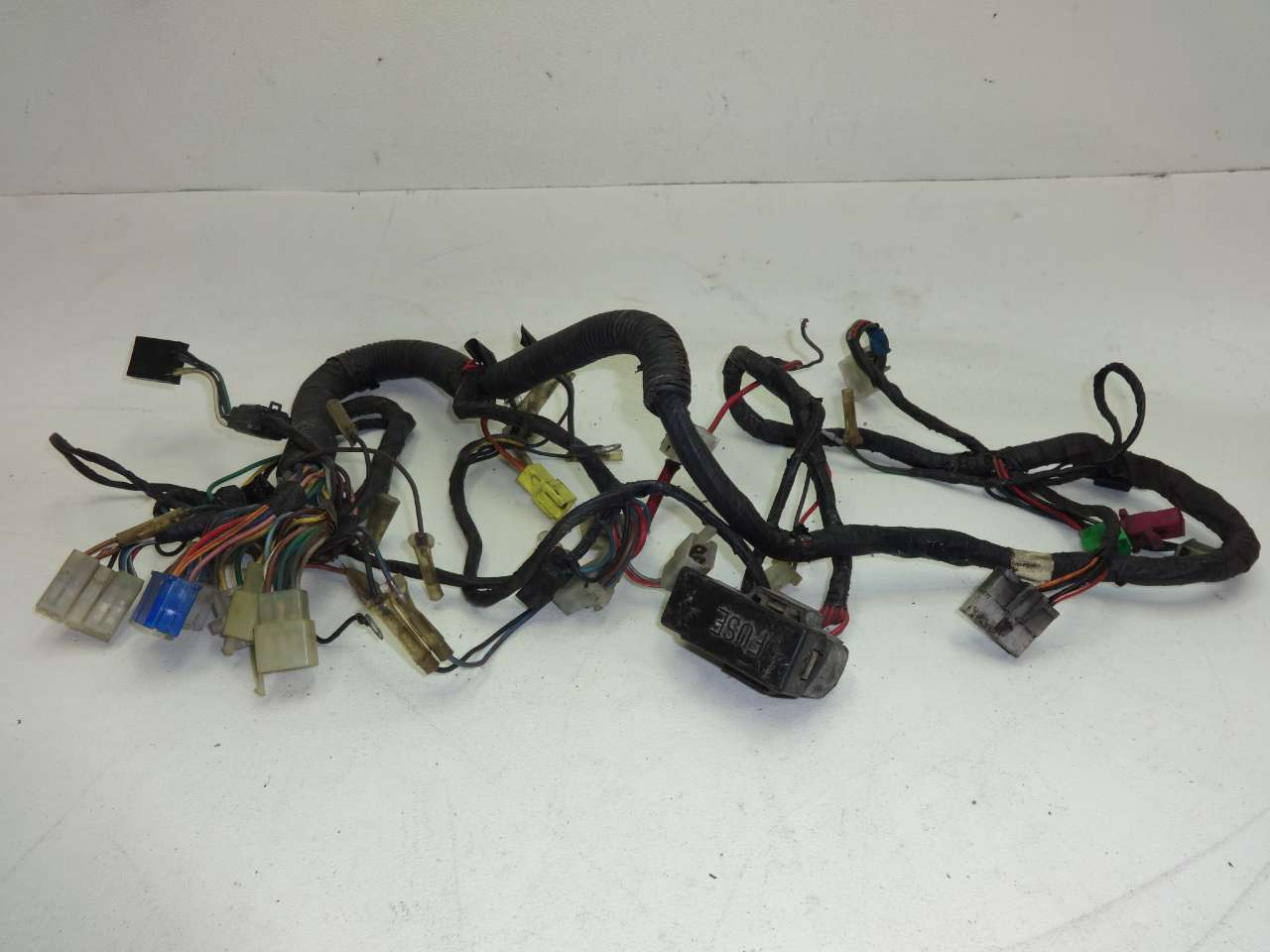 hight resolution of wire harness yamaha fz 750 1985 1991 201102250 motorparts online com yamaha 750 wire harness