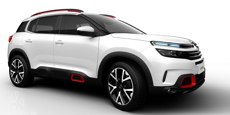 Citroën C5 Aircross 2018  Motor Y Racing