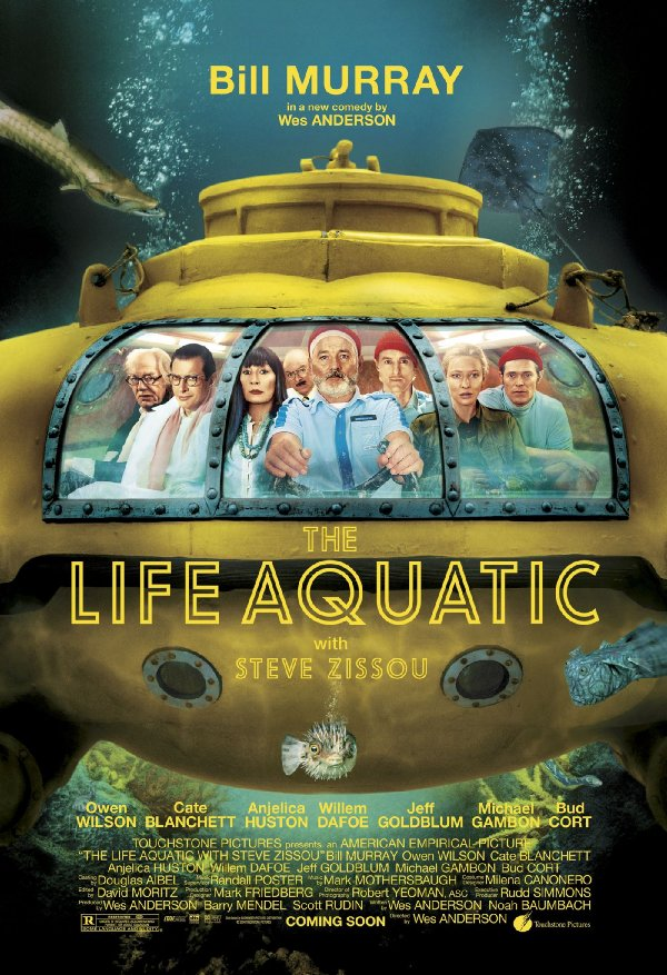 Watch The Life Aquatic with Steve Zissou 2004 Full HD 1080p Online | Putlocker