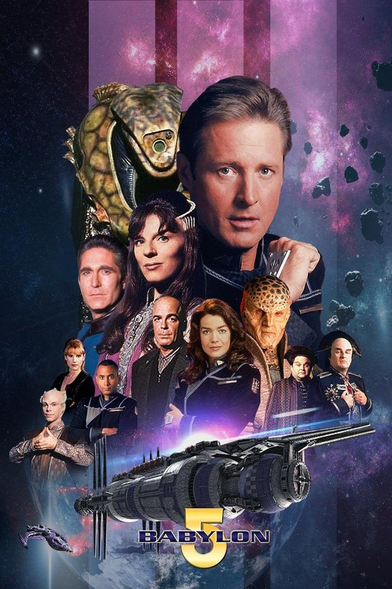 Babylon 5 Season 4 : babylon, season, Babylon, Season, Wiki,, Synopsis,, Reviews, Movies, Rankings!
