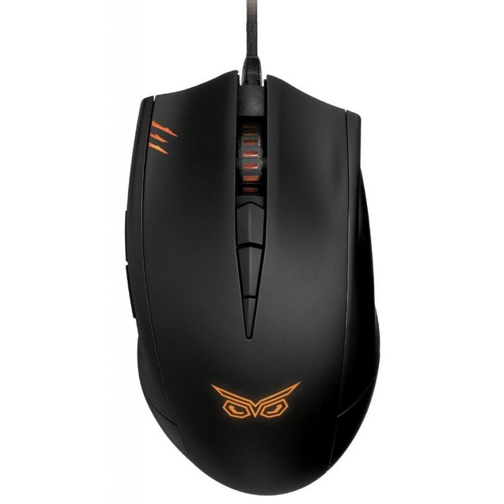 ≡ Игровая мышка ASUS STRIX Claw Dark Edition USB (90YH00C2-BAUA00) – купить в Киеве   цены и отзывы