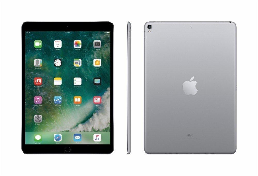 ≡ Планшет Apple iPad Pro A1709 10.5 WiFi 4G 256GB (MPHG2RK/A) Space Grey 2017 – купить в Киеве   цены и отзывы