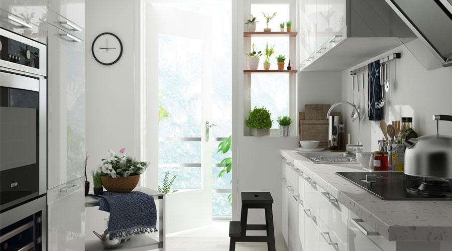 kitchen designer renovated ideas 我乐橱柜设计师绝密资料 10款现代风格厨房设计 厨房设计师