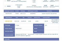 如何搞定申根簽證機票預訂單酒店預訂單和行程單