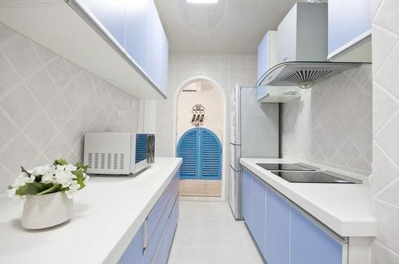 build your own kitchen cosco stool 整体橱柜布局选择适合自己的厨房设计 走廊式厨房是沿着两面相对墙建立两排工作和储物区 如果准备食物是厨房工作的重点 那么这种设计是一大优点 走廊式厨房不需要很大的空间 厨房尽头有门或窗即可