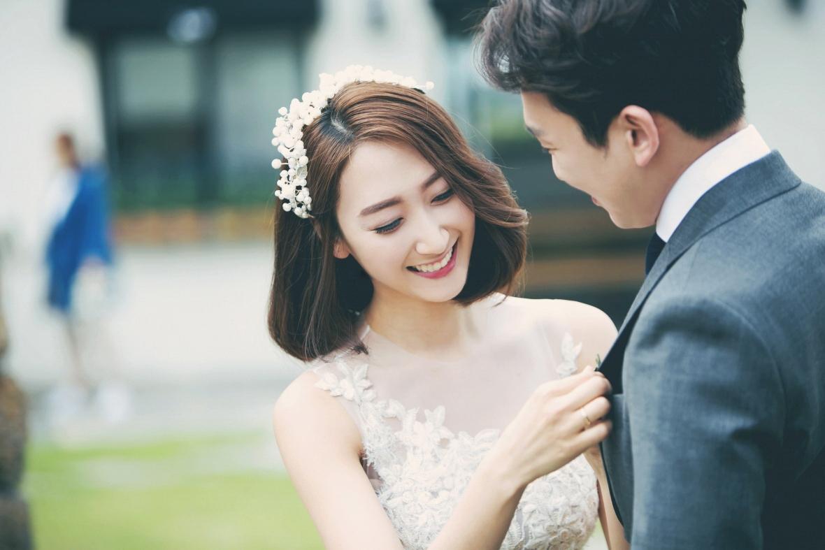 北京新人:怎么拍出舒淇馮德倫。自然簡單婚紗照?-搜狐