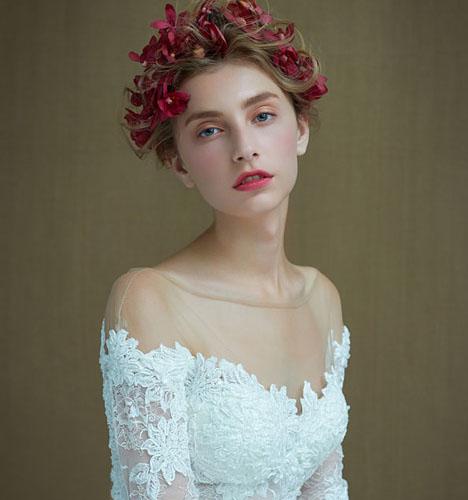 待嫁準新娘必看的新娘妝的造型,讓您婚禮成為焦點-雪花新聞