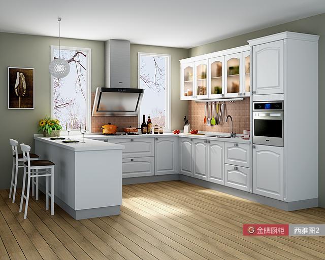 kitchen cabinet company modern hardware 厨房装修必备秘籍 好厨房 装 出来 瓷砖采购好 就可以请泥瓦师傅铺贴 在联系厨柜公司之前将如灶台 油烟机 消毒柜和水槽类的东西买好是很必要的 因为厨柜设计师要根据这些东西的尺寸设计厨柜