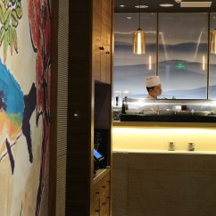 White Kitchen Buffet What Color Cabinets For A Small 日料还是自助吃得爽 探店匠master 白色厨房自助餐