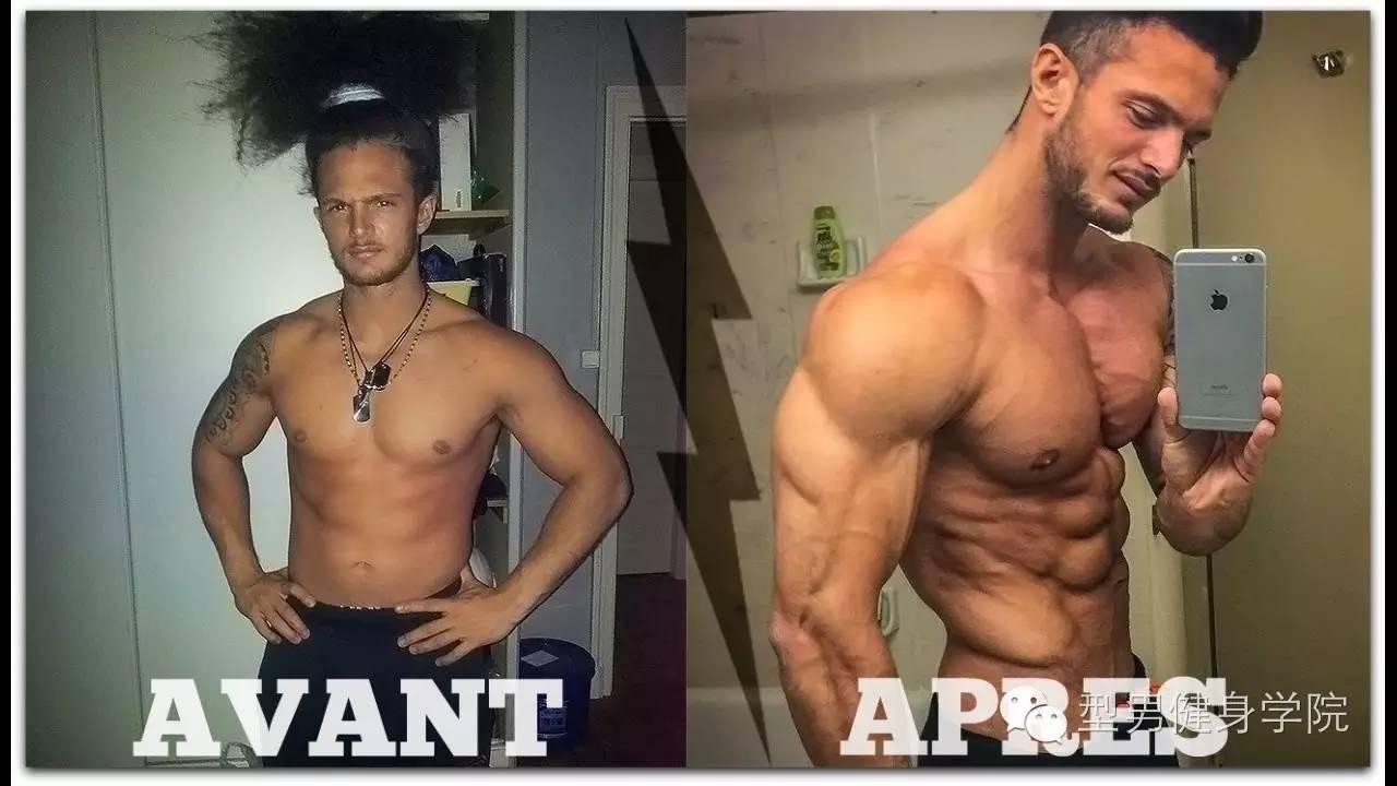 16歲的皮包骨男孩逆襲肌肉男,堅持了10余年從未停過!