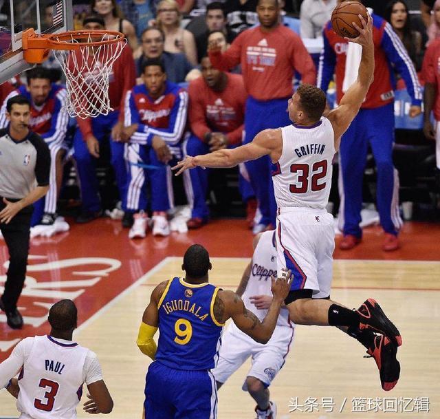 NBA現役10大最具運動能力的球員。詹姆斯。威少棋逢對手!