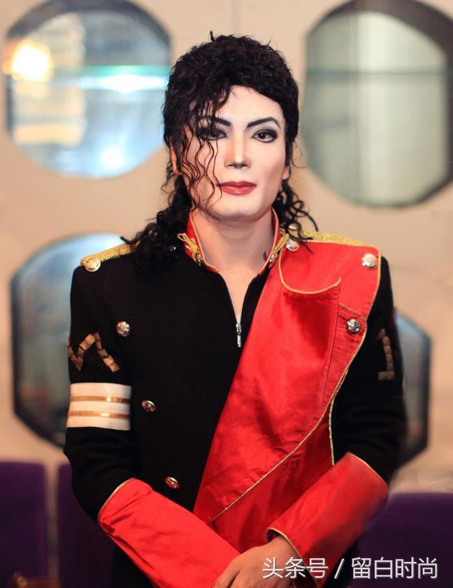 田欣欣被譽為長像似邁克爾杰克遜,29歲年紀50歲臉