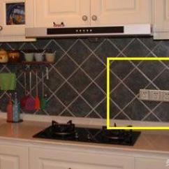 Kitchen Wire Storage Cabinet Deals 看完才明白厨房电线要用4个平方 原来我家装错了 厨房电线存储
