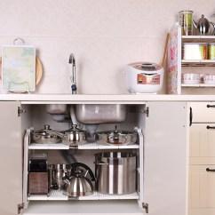 Small Kitchen Sinks Stone Flooring 小厨房扩展秘技水槽区必用收纳术 小厨房水槽