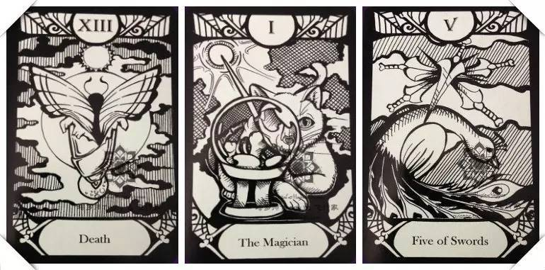 Image result for animalis os fortuna tarot