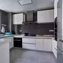 Redoing Kitchen Ikea Buffet 怎么早没看这厨房装修的小技巧 我的厨房砸了重做 重做厨房