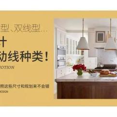 Kitchen Sink Grates Victorinox Knife Set I型 L型 U型 厨房设计中常见的动线种类