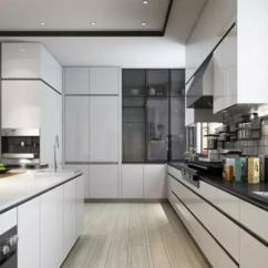 Kitchen Cabinets Ri Handles For Drawers 专业的我乐橱柜售后服务为你的厨房保驾护航 品牌资讯 太平洋家居网 更可贵的是大空间里的厨柜内部细节设计 如何更方便的从吊柜取东西 高柜里怎么做分类储藏 能不能不弯腰就拿到地柜里的东西